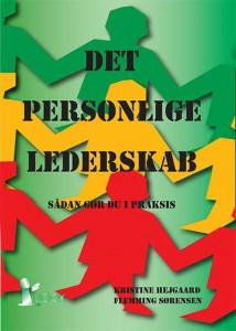 """Bogen """"Det personlige lederskab""""s cover"""